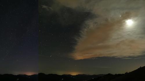 'Stunning ETA Aquarids Meteor Shower over Gonçalves (2021)'