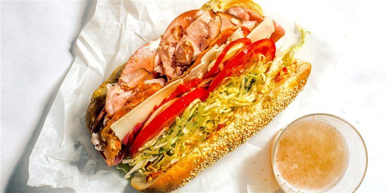 This Italian Sub Will Change The Way You Do Lunchtime
