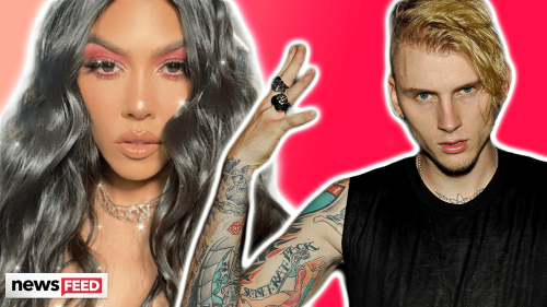 Kourtney Kardashian, MGK & More RANDOM Celebrity Relationships!