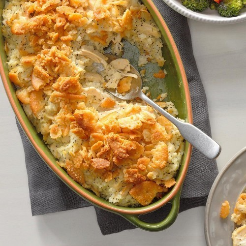 Winter Casseroles to Fight the Chill