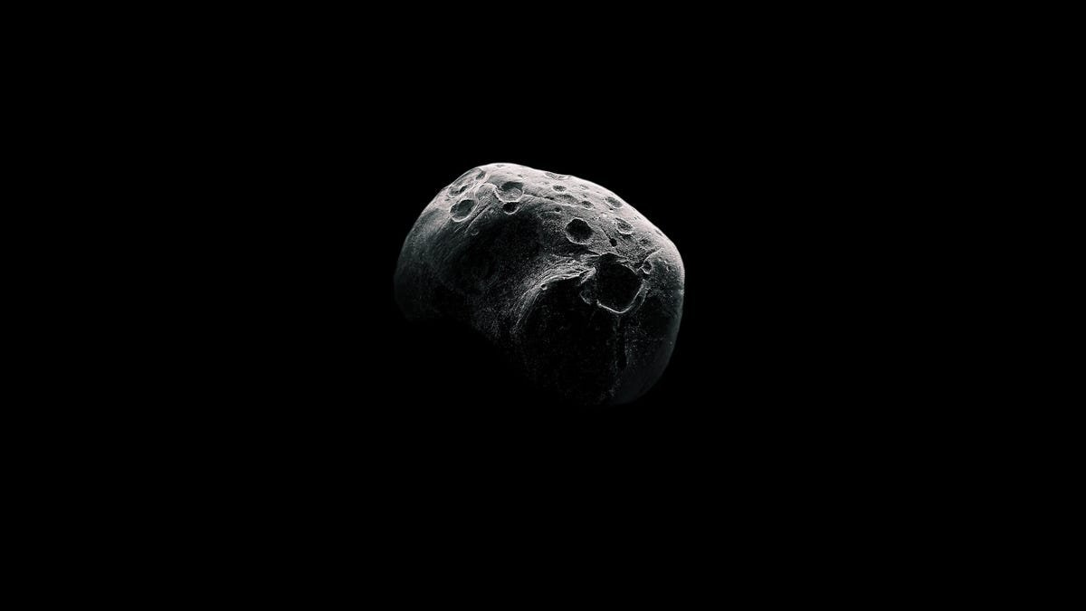 Nothing to Worry About, There's Just a Massive Asteroid Flying Past Earth