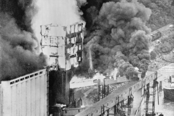 10 Disasters and Calamities that Really Happened in Vancouver