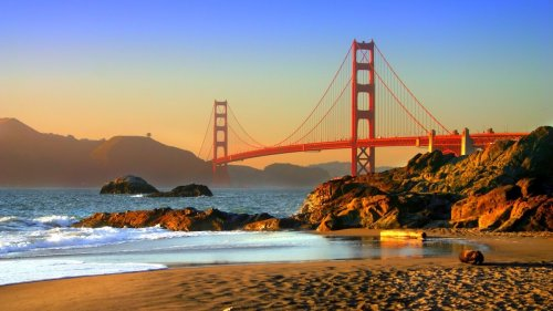 The United State's Most Magnificent Bridges, States & Cities