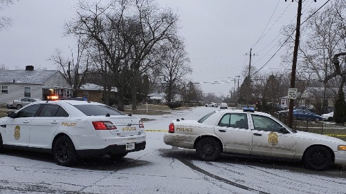 5 Dead In Indianapolis Shooting