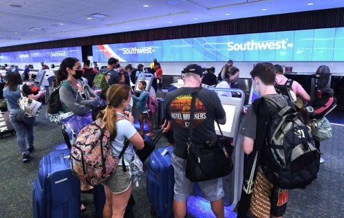 Southwest weekend meltdown latest in string of problems at major airlines