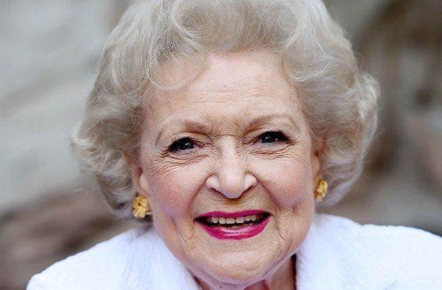 The Two Foods Betty White Credits For Her Long Life