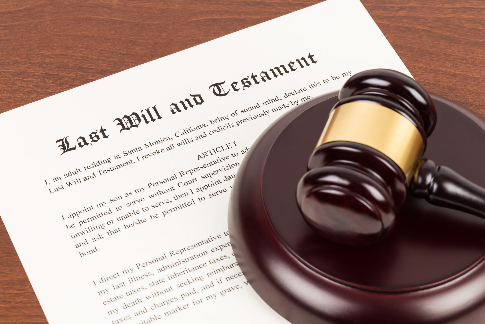 Common Mistakes People Make When Writing a Will