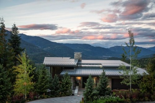 Luxury Architecture in Whistler