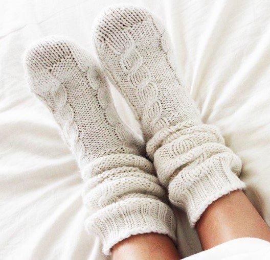 Why You Should Wear Socks When You Sleep