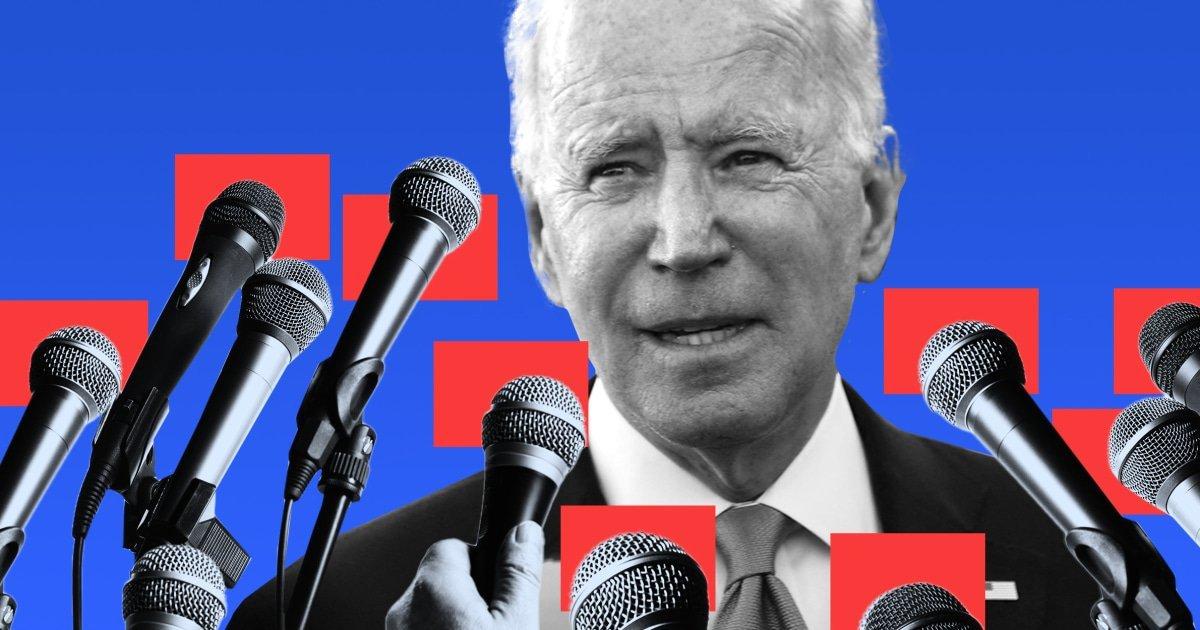 Biden's media blow-up was a true teachable moment