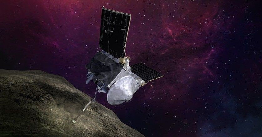 What OSIRIS-REx's Six-Second Brush With Asteroid Bennu Could Teach Us