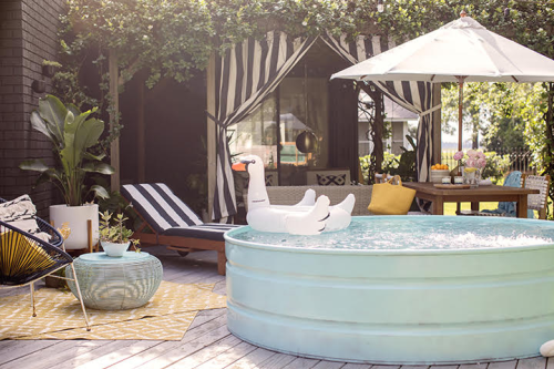 Seriously Next-Level Upgrades to your Outdoor Space