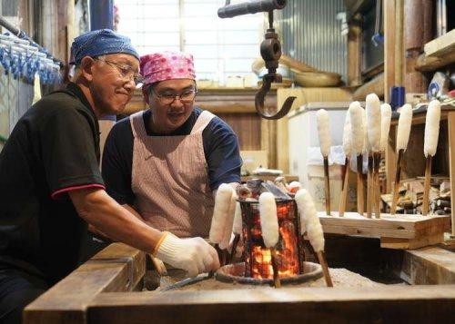 Farm Stays in Japan: Enjoying Local Delicacies, Rice Harvesting & Hot Springs