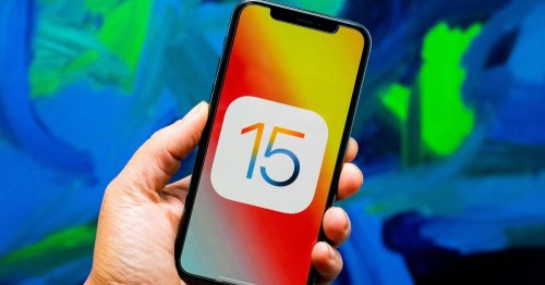 Apple's iOS 15 Now Available for Download