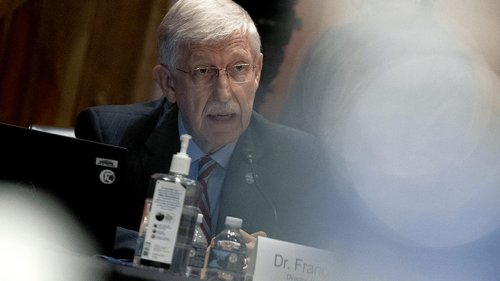 NIH director: 'We want to avoid lockdowns at all costs'