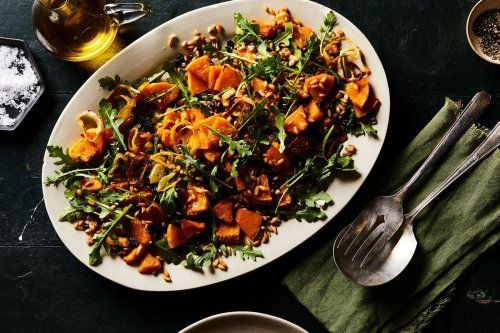 Our 16 Best Fall Salad Recipes, Because Great Produce Is Still Out There