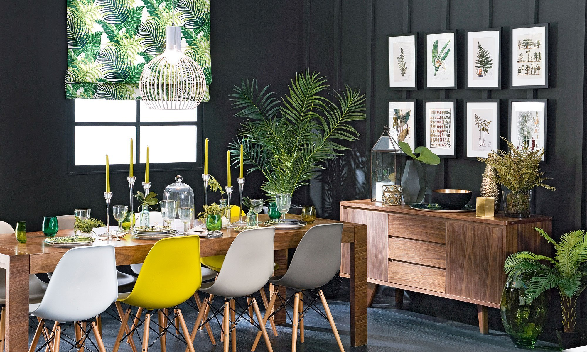 Dine in style with our dining room decorating ideas