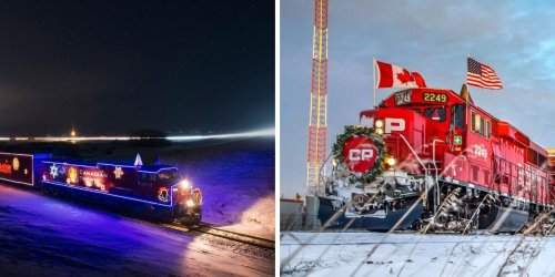 Canada's Holiday Train Has Been Cancelled & Here's What Will Happen Instead