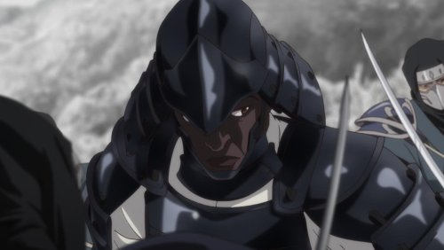 Watch the Official Trailer for Netflix 'Yasuke' Black Samurai Anime - Flipboard