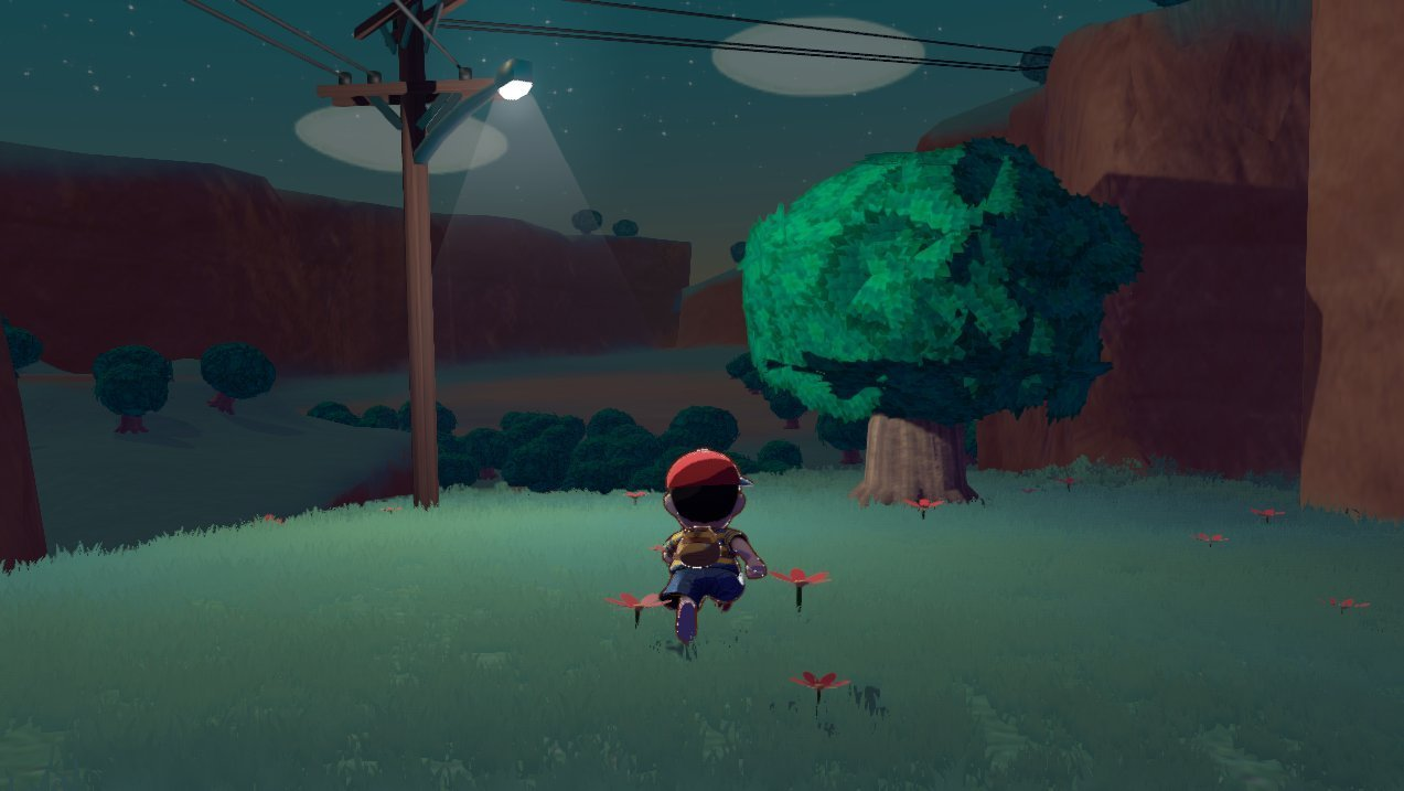 Earthbound's Opening Area Has Been Recreated In 3D