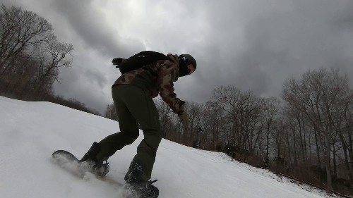 Epic Snowboard Compilation