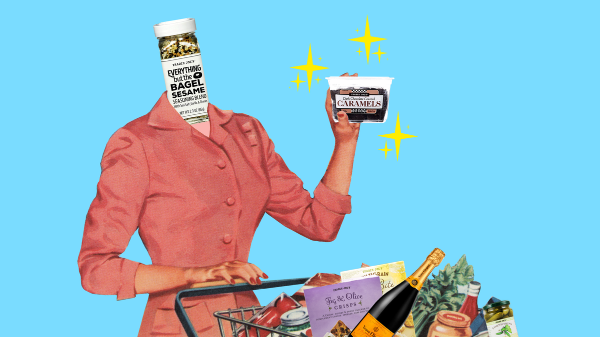 The 12 Items From Trader Joe's I Buy Again and Again