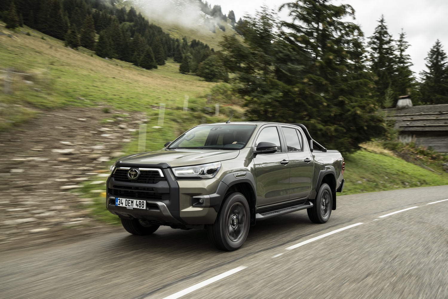 Here's Why The Toyota Hilux Is Banned In The US