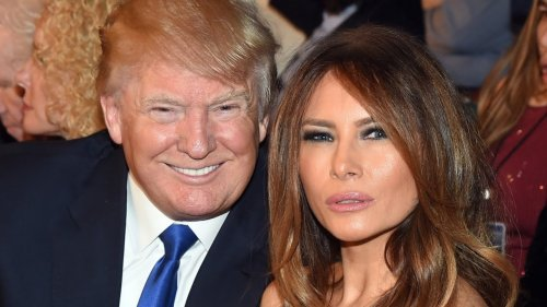 Body Language Expert Makes Bold Claims About Melania And Donald