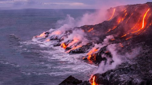 What If the Ring of Fire Suddenly Erupted?