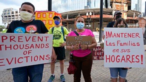 Biden Asks Congress to Extend Eviction Moratorium Expiring on Saturday