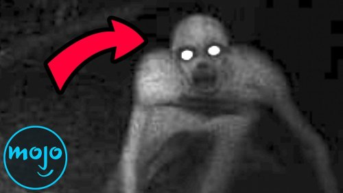 Top 10 Creepiest Things Caught on Trail Cameras