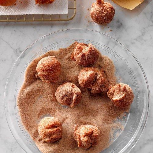 How Do I Make Homemade Apple Cider Doughnuts?