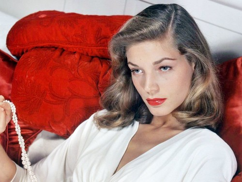Lauren Bacall, 1924-2014 cover image