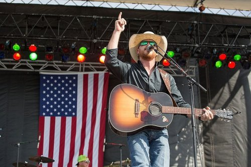 Cody Johnson's country life - cover