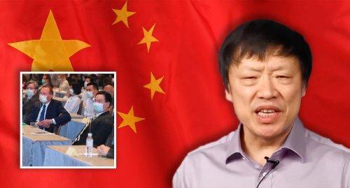 China sends daunting message to Australia