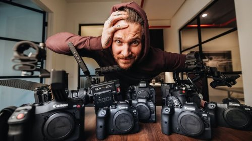 Camera Basics and Photography Tips from Peter McKinnon
