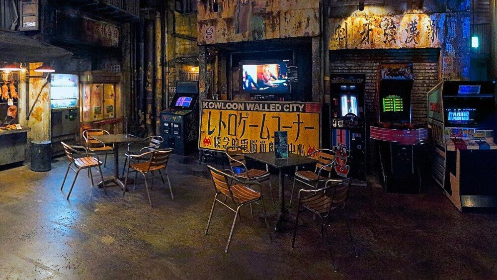 The Incredible Post-Apocalyptic Gem That Is Kowloon Walled City