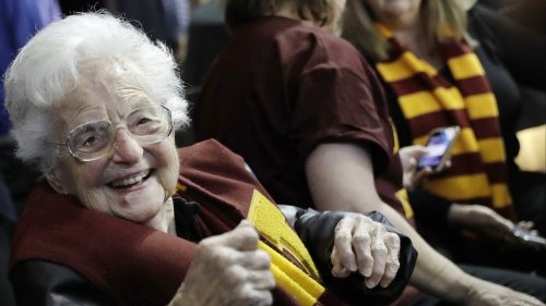 Sister Jean Headed Back To NCAA Tournament