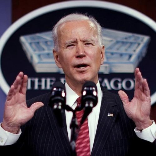 Listen: Biden Demands 'Significant De-Escalation' and 4 Things You Need to Hear