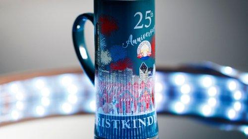 Christkindlmarket Chicago 2021: Mug design for event's 25th anniversary