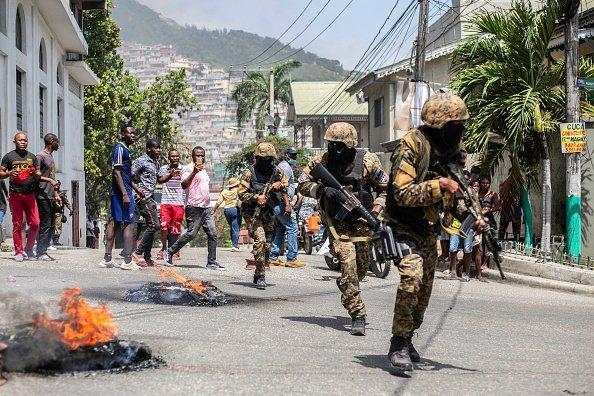 Unrest in Haiti after President Jovenel Moïse's Assassination
