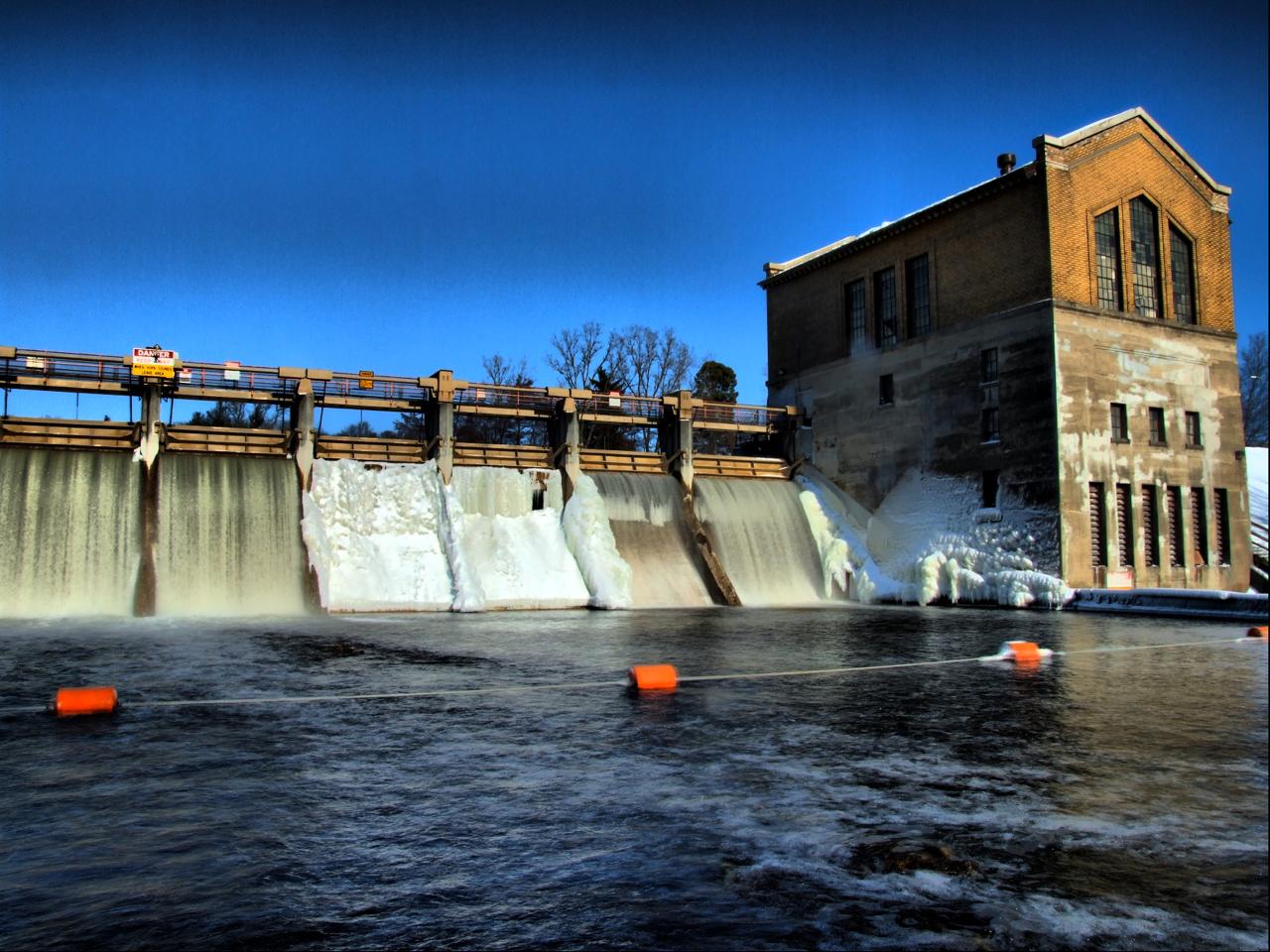 OH Dam(s), Michigan - cover