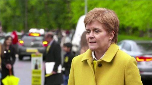 Johnson must respect Scots' democracy, says Sturgeon