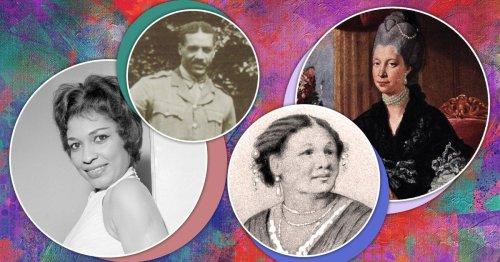 Black History Heroes