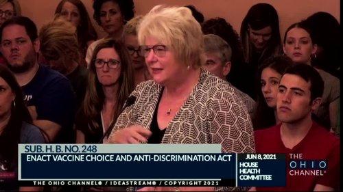 Ohio doctor, nurse falsely claim COVID vaccines 'magnetize' people