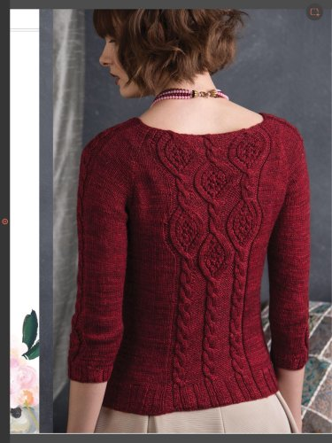 Knitted Sweaters In Style cover image