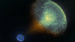 Why Is a Neutron Star Collision Spotted 3 Years Ago Still Blasting Out X-Rays?