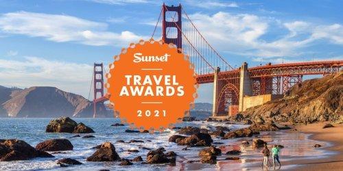 Sunset Travel Award Winners