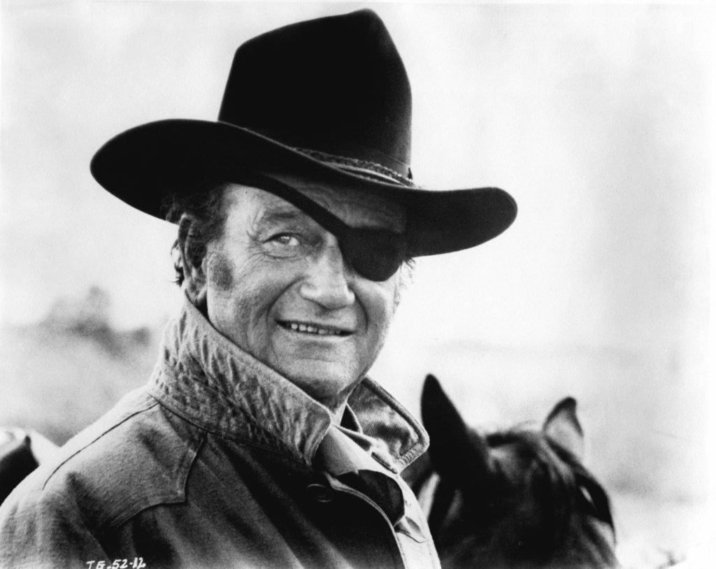 The dark side of John Wayne has come to light
