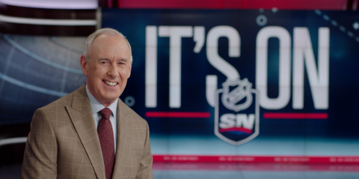Ron MacLean Is Being Accused Of Making A Homophobic Remark